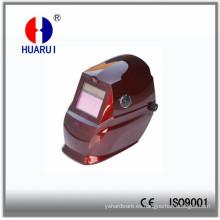Máscara de soldadura Hr5-350 y cristal protector de la soldadura para la soldadura de seguridad