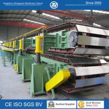 Continue Polyurethane Sandwich Panel Line Machine