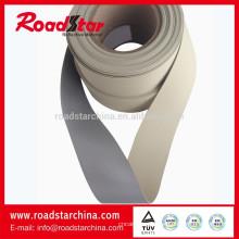 Reflektierende PVC Schaum Leder für Schuhe Leder