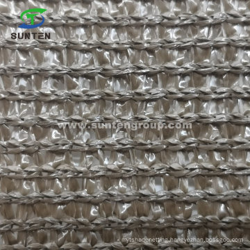 Spain Brown HDPE Agriculture/Agro/Agri/Greenhouse/Hoticulture/Vegetable/Garden/Raschel/Shading/Sun Shade Net