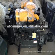 groupe électrogène diesel ouvert de haute qualité de ricardo de 20-308kw