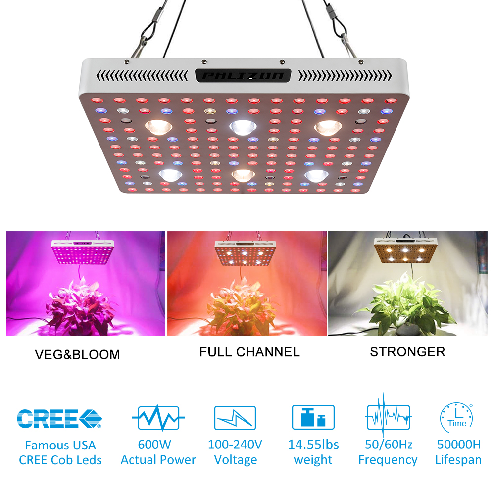 COB LED Grow Light (7)