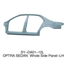 Whole side panel-LH For Daewoo Optra Sedan