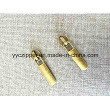 3# Anti-Brass Plating Non Lock Slider for Nylon Zipper