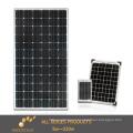 65W Monocrystalline Solar Panel for Home Use (SGM-65W)