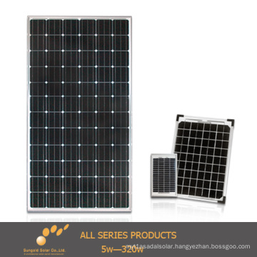 High Quality Solar Panel for RoHS CE ISO