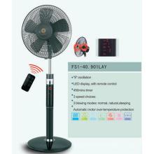 Ventilateur de piédestal de 16 pouces avec ventilateur à distance (FS1-40.901 LAY)
