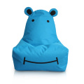 Funny bean zoo collection Hippo zitzak
