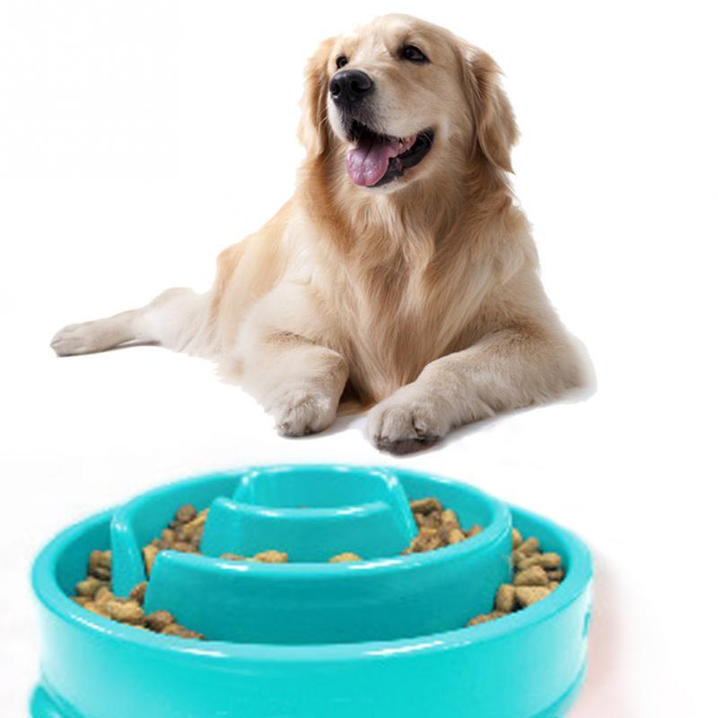 Flower-Labyrinth-Design-Pet-Dog-Preventing-Choking-Dog-Feeder-Slow-Eating-Pet-Bowl-Prevent-Gluttony-Obesity