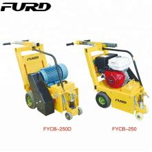 objetivo mini cepilladora escarificadora venta caliente máquina escarificadora de asfalto (FYCB-250)
