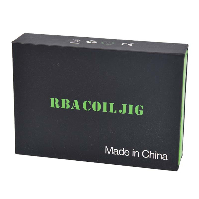 Color electronic product packaging carton