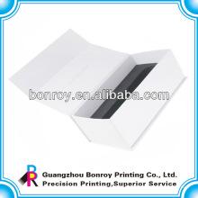 Смещение печатание коробки бумажного подарка упаковывая