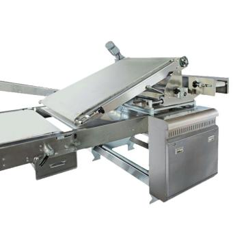 Mouleuse rotative pour ligne de production de biscuits