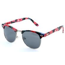 Professional Plastic Sunglasses with PC Frame (C0085)