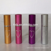 5ml purple lipstick pepper spray colorful small one