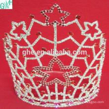 Beautiful five-star crown