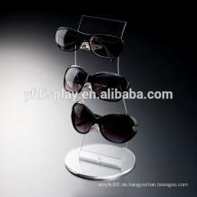 Neue 3 Schichten Brillen Sonnenbrille Gläser Display Ständer Rack Halter