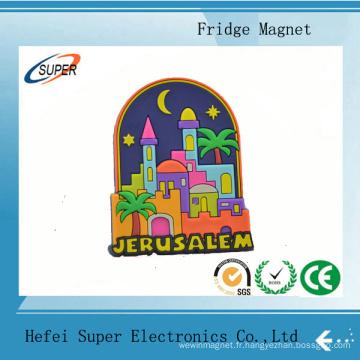 Aimant de réfrigérateur en PVC souple de haute qualité