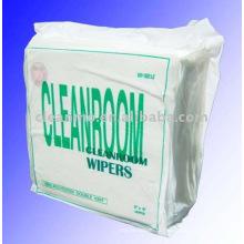 100% полиэстер wipes чистой комнаты(используется для электроники,полупроводников,жестких дисков,оптических-электронных)