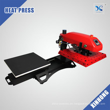 FJXHB1 máquina de impresión neumática de la etiqueta de la prensa del calor para la camiseta de Gartment