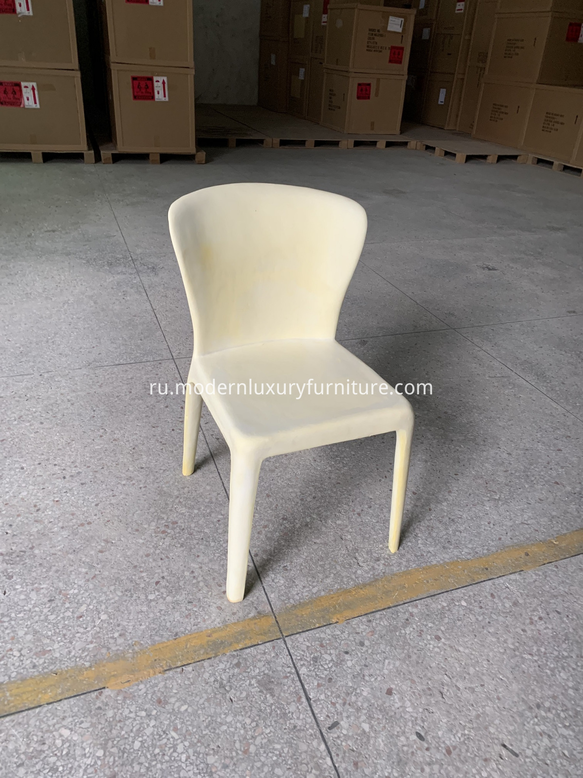 Pu injection foam of hola chair