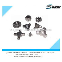 Cold Forging Steel Parts Joints Collar Wheel Nuts