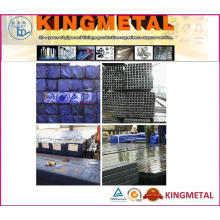 S275 Mild Steel Rectangle Hollow Section
