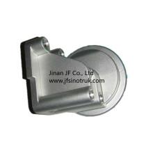 Pièces de moteur diesel de siège de filtre à huile de VG1540070006 Howo