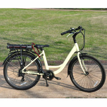 Online shopping 36V 250W lithium battery electric bicycle electric city bike for sale