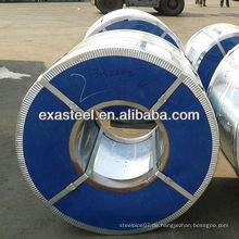 Verzinkte Stahlspulen DX 51D