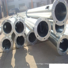 Hot-DIP Galvinized 3m-12m Solar Lamp Post Prices of Steel Poles