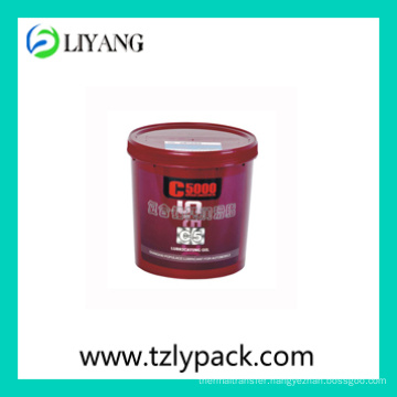 Hot Sale in Gobal in Mould Label for Plastic