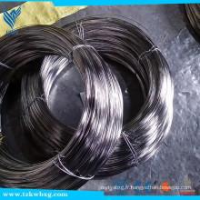 Rouleau de fil en acier inoxydable de 201 mm 0,8 mm