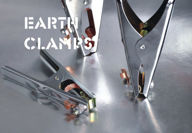 Earth clamp & Electrode