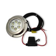 6X2w 12V IP68 LED Surface Mount Marine Yatch Lamp