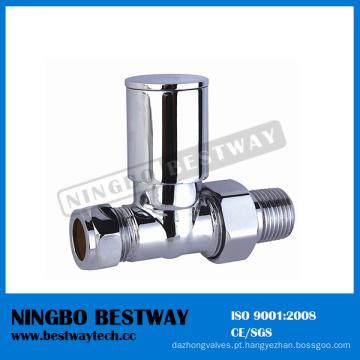 Válvula de radiador de latão de alto desempenho (BW-R02)