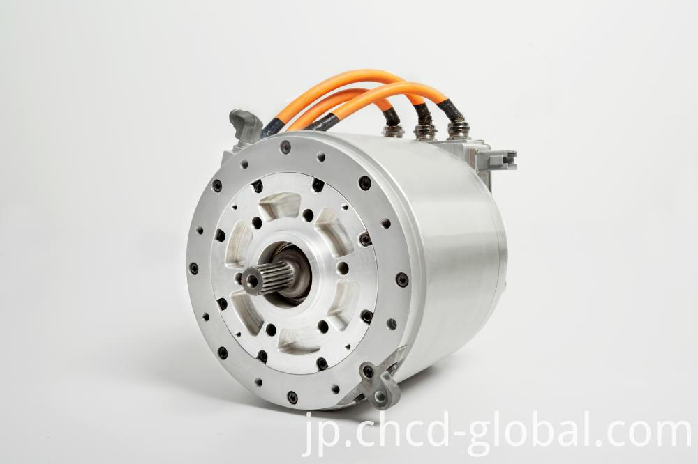 Traction Motor Of Ev