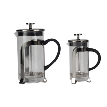 Coffee Shop Glas French Press Kaffeemaschine