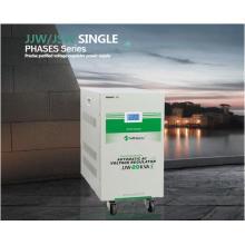 Jjw Single Phase Series Precise Purified Power Supply Voltage Regulator