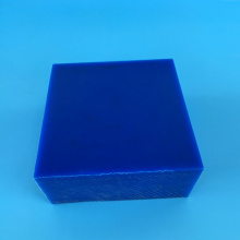 Customized Made Blue / White Clear Polyamide Plate
