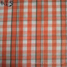 100% Baumwollpopeline gewebtes Garn gefärbtes Gewebe für Hemden / Kleid Rls40-39po