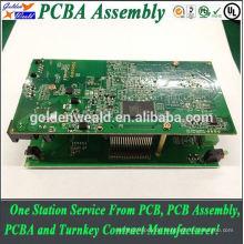 Elektronik PCBA Hersteller, PCBA Montage, Leiterplattenbestückung Hersteller grün pcba