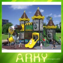 attractive outdoor city playground equipment