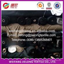 Changyi cotton twill stock fabric 2015 hotsale