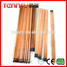 Chinese Supplier Copper Air Arc Welding Graphite Gouging Rods for Sale