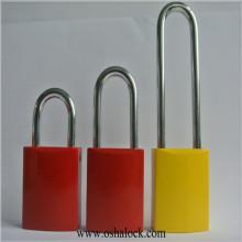 Verrouillage de cadenas de sécurité en aluminium