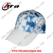 Polyester Drawing Printing Baseball Caps Velcro Closure