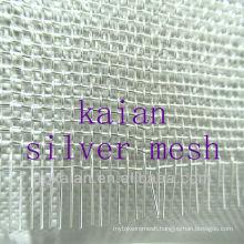 30mesh pure silver mesh screen