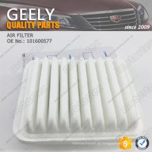 geely peças de reposição filtro de ar 101600577