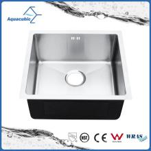 Pia de aço inoxidável de aço inoxidável de estilo prático (ACS5045R)